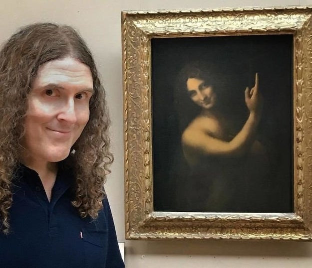 Who knew Weird Al has been around since the Renaissance?