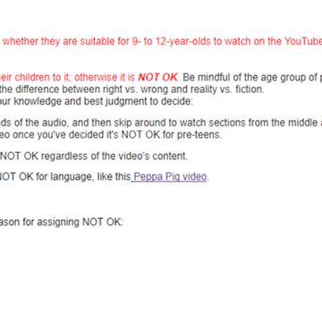 YouTube Has A Massive Child Exploitation Problem  How Humans Train