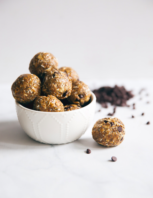 5-Minute Protein Peanut Butter Energy Bites