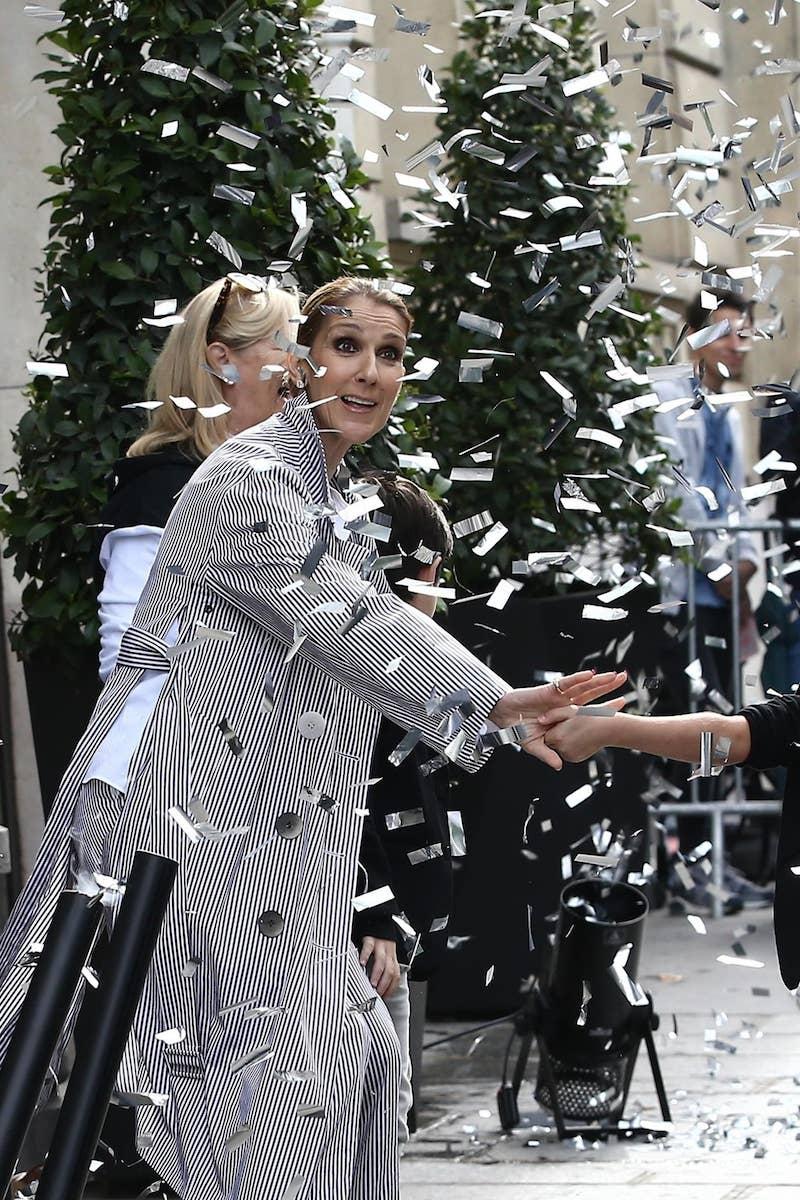 24 fois où Céline Dion a carrément Dionisé 2017