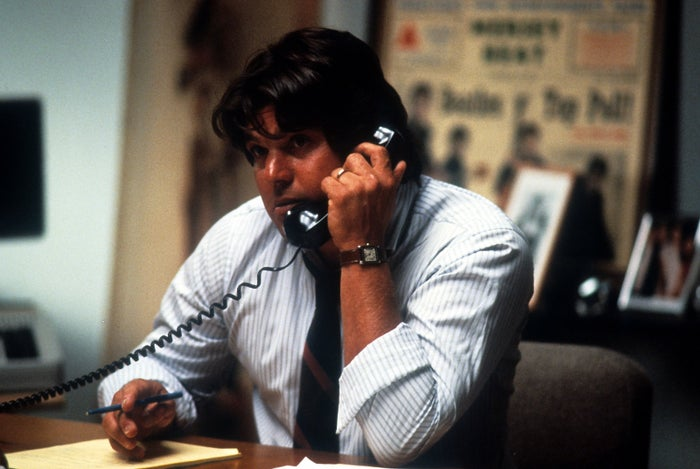 Jann Wenner in the 1985 film Perfect.
