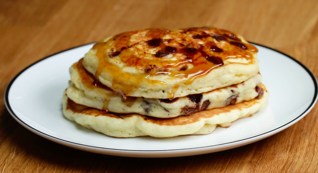 Just like pizza, there's really no such thing as bad pancakes, but there are some that are just a notch above the rest, don't you think?