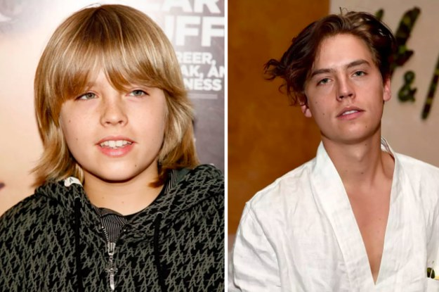 25 Side By Sides Of Disney Channel Stars Then Vs Now That Are