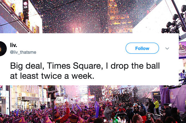 17 Funny New Year\'s Eve Tweets That Will Probably Make You Snort-Laugh