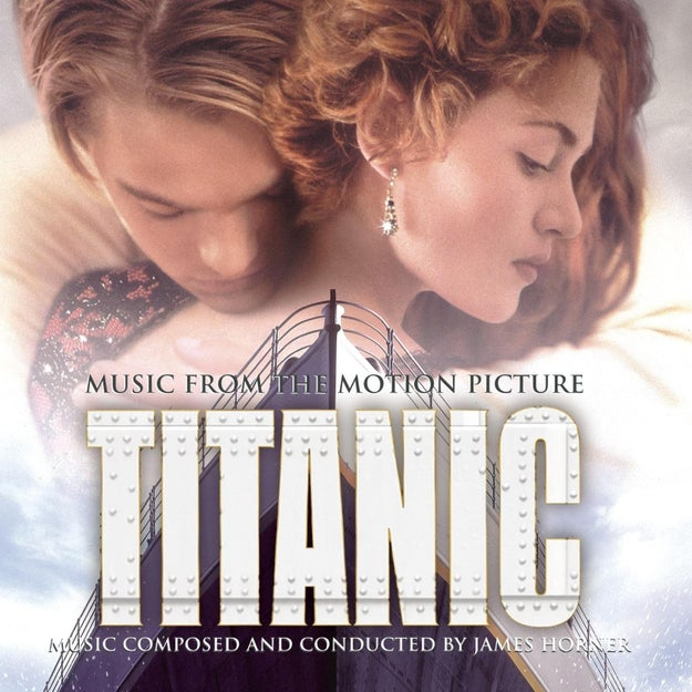 The Titanic soundtrack