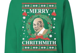 807dde6fa 43 Of The Most Gloriously Ugly Christmas Sweaters You've Ever Seen