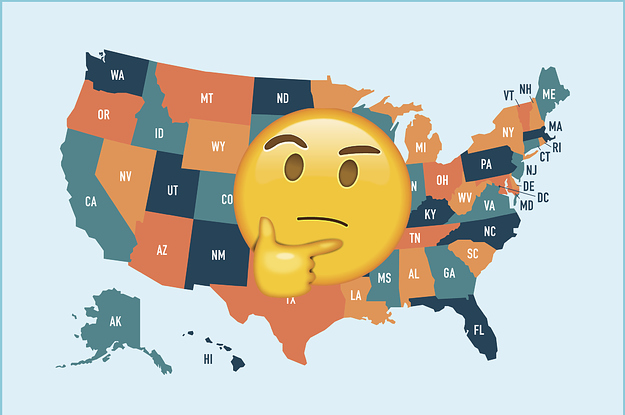 Do You Actually Know All The U.S. State Capitals?
