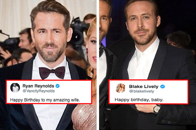 14 Of The Best Ryan Reynolds And Blake Lively Moments From