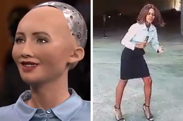 19 Tweets About Sophia The Robot That Are So Funny You Ll Forget To