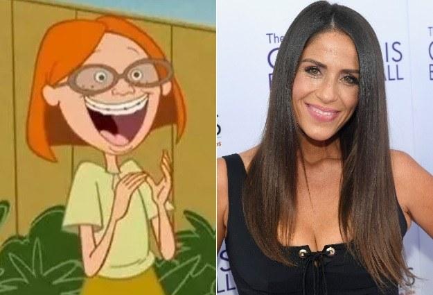 Zoey Howzer voiced by Soleil Moon Frye