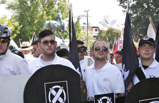 Vanguard America, a self-proclaimed fascist group that opposes multiculturalism, most recently made headlines for its involvement in the violent alt-right rallies in Charlottesville.