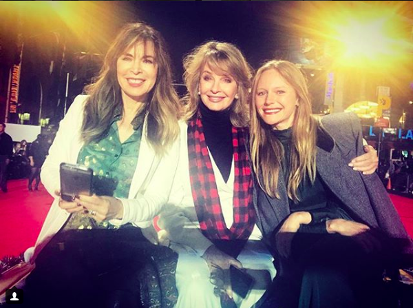 From left: Lauren Koslow, Deidre Hall, Marci Miller