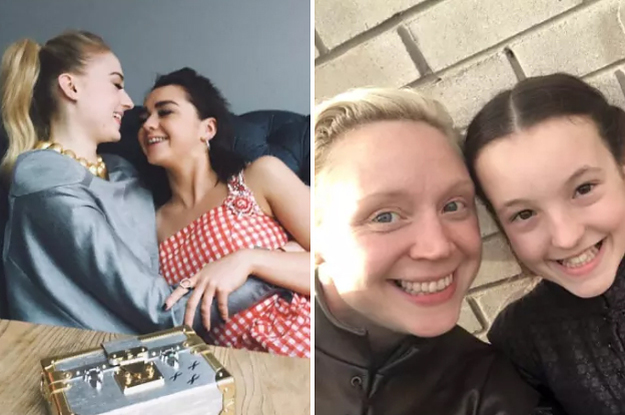 54 times the game of thrones cast friendships were the best part