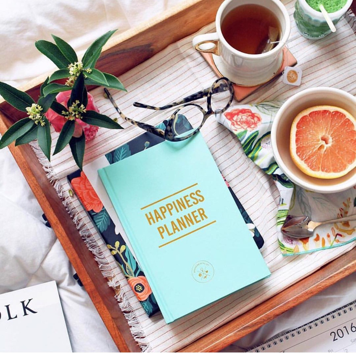 Get it from The Happiness Planner for £20, or in the US for $26.