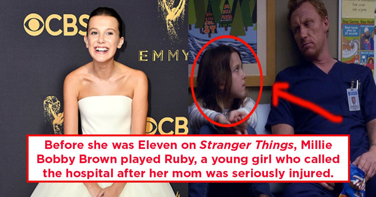 29 Celebs You Totally Forgot Guest Starred In