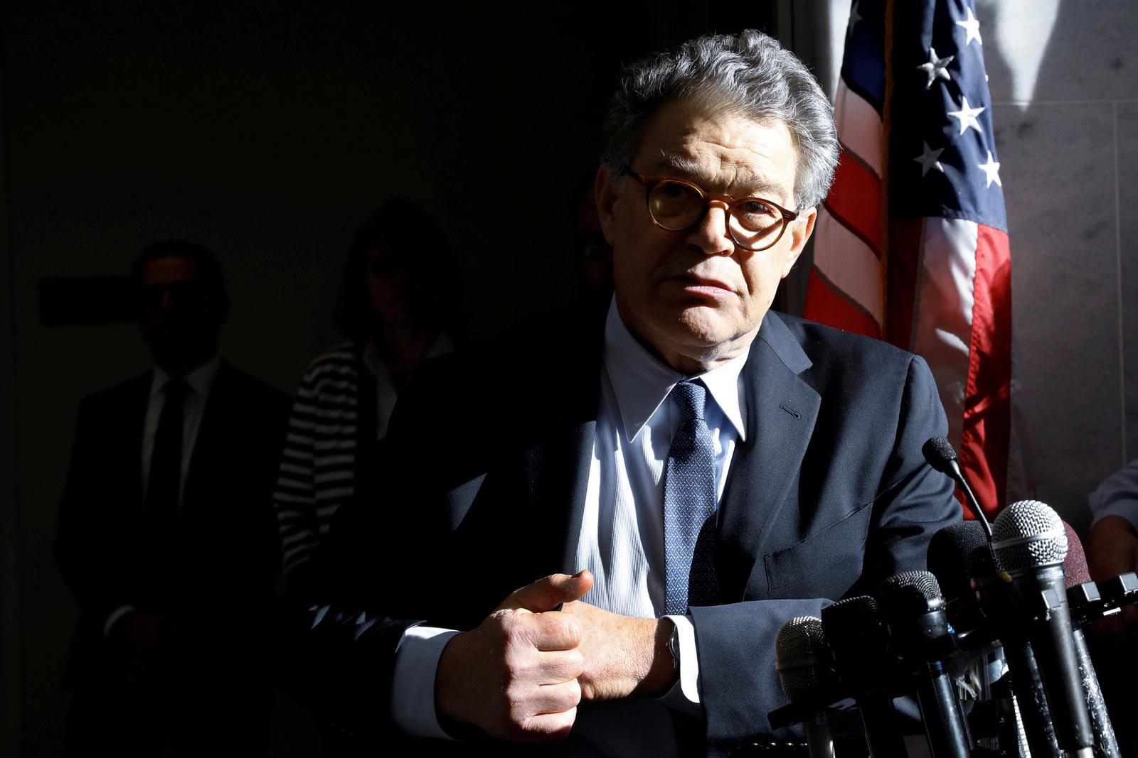 Sen. Al Franken Is Resigning Following Sexual Misconduct Accusations