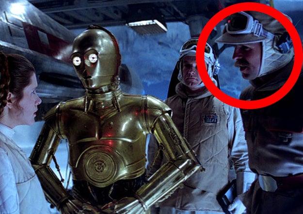 John Ratzenberger is in Empire.