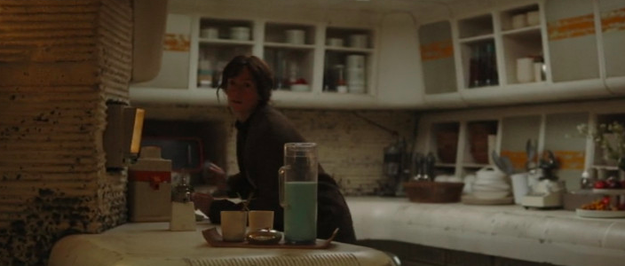 Blue milk makes an appearance in Rogue One.