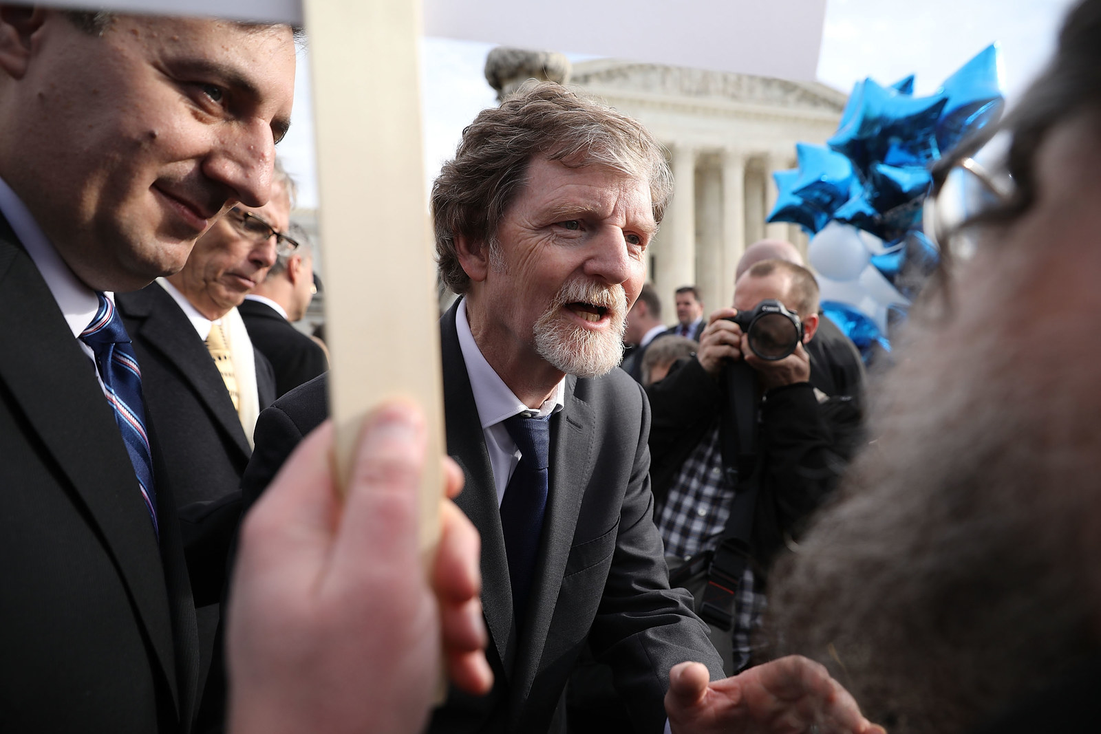The Supreme Court Just Debated Whether Ruling For A Christian Baker Would Undermine Its Landmark Marriage Decision