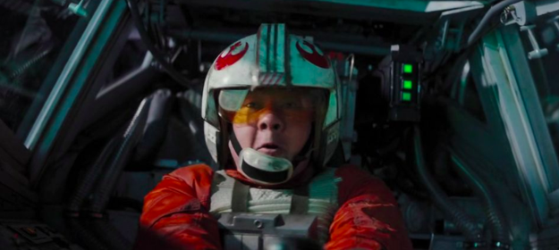 Red Five in Rogue One.