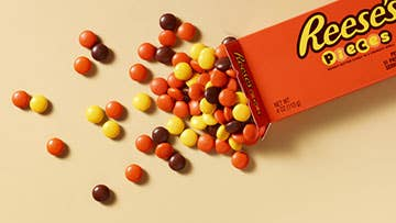 Never Knew About Reese's Pieces