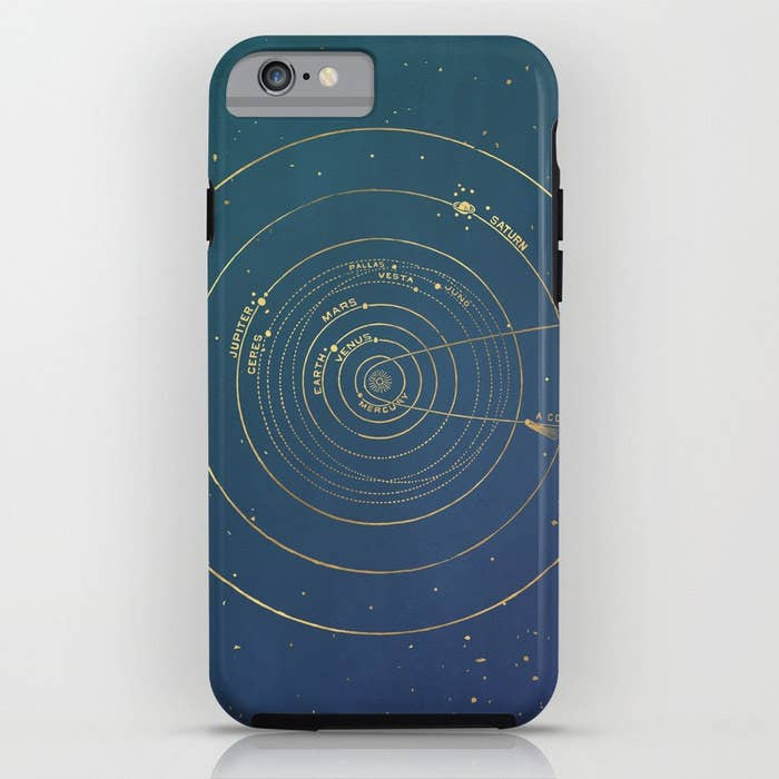 Get it from Vashti Harrison on Society6 for $31.19 (available for iPhone 4-X, Galaxy S4-S8),