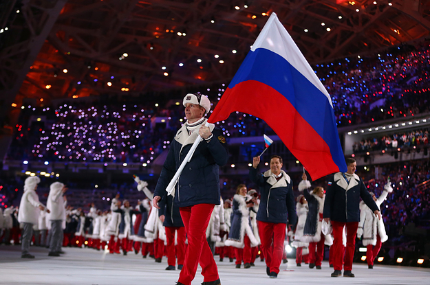 Russia Has Been Banned From The 2018 Winter Olympics Because Of A Doping Scheme