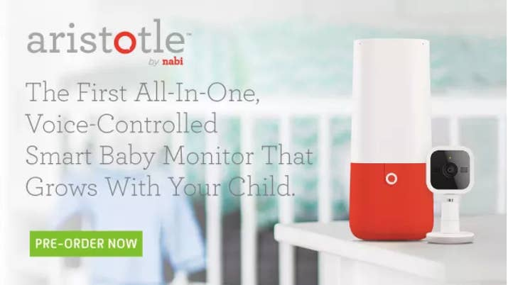 """After consumers and lawmakers expressed concern about about how the device will record children and how it will protect and store the information, Mattel decided it didn't """"fully align with Mattel's new technology strategy."""" The Aristotle was supposed to be a smart baby monitor that would play soothing music if an infant was crying, and for toddlers it would read stories or teach manners."""