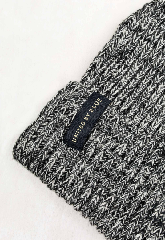 e59e50f4b99 7. A warm beanie for winter made from recycled polyester.