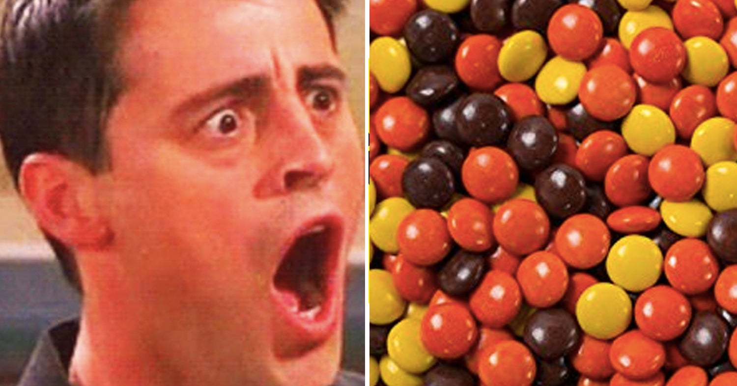 There's One Thing You Never Knew About Reese's Pieces