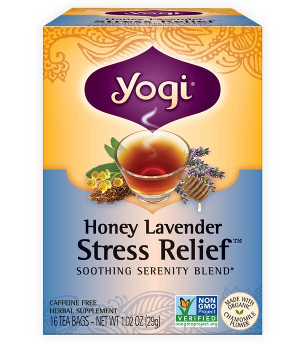 Or A Box Of Honey Lavender Tea Bags Can Get Them Straight To The Relaxation Point