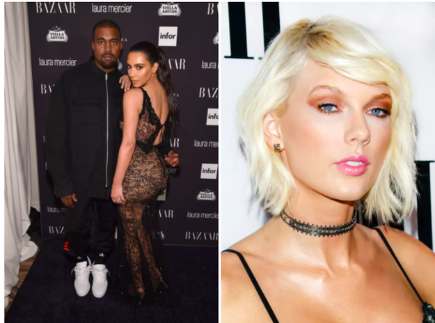You probably recall the shitstorm of drama that went down between Kim Kardashian, Kanye West, and Taylor Swift in summer 2016.