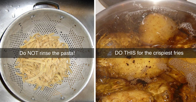 www.buzzfeed.com: 17 Unwritten Rules Of Cooking That Every Veteran Home Chef Knows