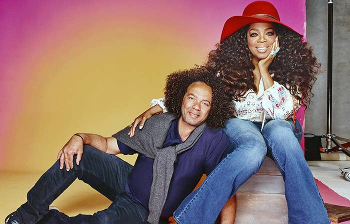 OPRAH, YA'LL!!! Just had to say it one more time for the seats in the back.