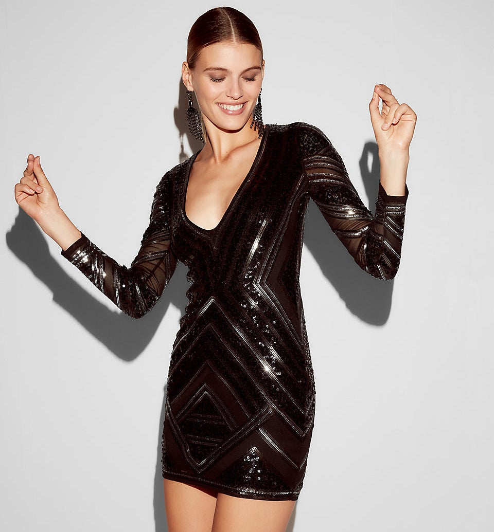 36 Drop Dead Gorgeous Holiday Dresses You Should Buy