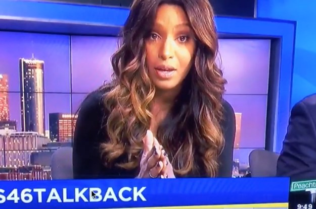 A News Anchor Responded On Air To A Viewer Who Called Her The N-Word