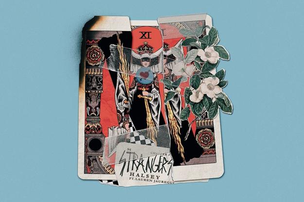 """""""Strangers"""" by Halsey & Lauren Jauregui"""
