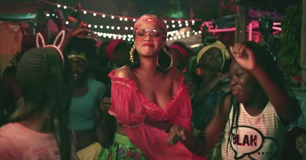 """Wild Thoughts"" by DJ Khaled, Rihanna, and Bryson Tiller"