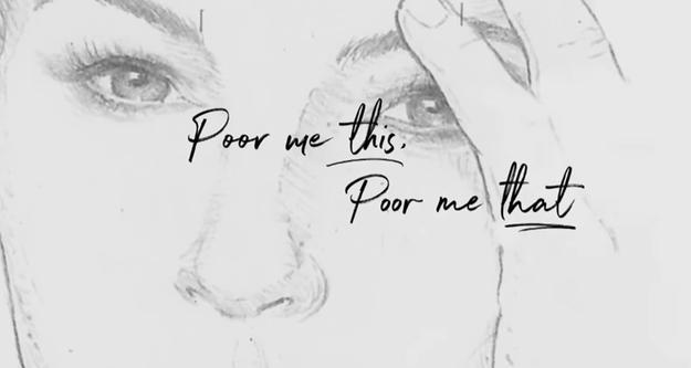 """Poor Me"" by Shania Twain"