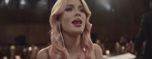 """""""Symphony"""" by Clean Bandit feat. Zara Larsson"""