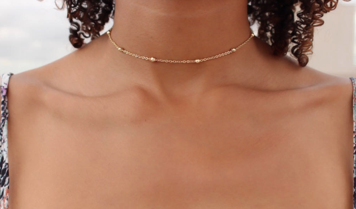 Honestly, adding to my cart right now. Get it from Luv Mei on Etsy for $15. (Available in gold, silver, and rose gold).