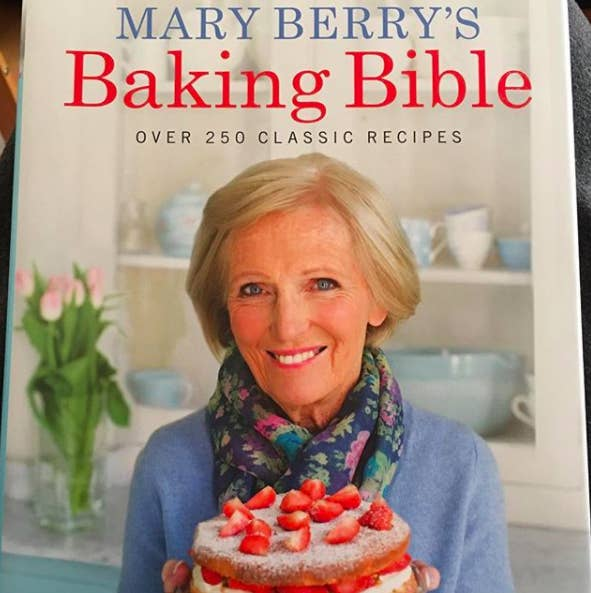 17 cookbooks that are actually worth buying i love to watch great british bake off and think mary is fantastic this forumfinder Choice Image