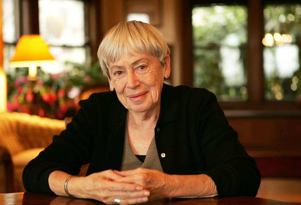 13 Pieces Of Indispensable Wisdom From Ursula K. Le Guin by Arianna Rebolini for BuzzFeed