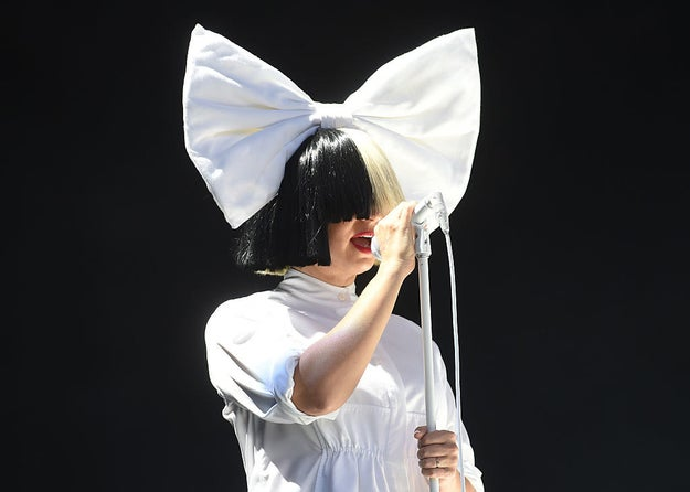 We're all familiar with the work of extraordinary Aussie musician, Sia.