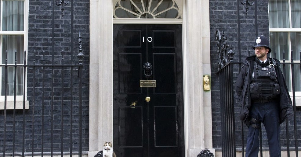 Two Men Have Appeared In Court Over An Alleged Plot To Bomb Downing St, Then Stab The PM