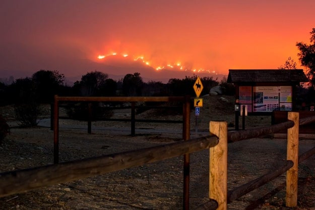 The Thomas Fire, the largest in a series of blazes that have scorched tens of thousands of acres in Southern California and destroyed scores of homes, was 5% contained as of Thursday.