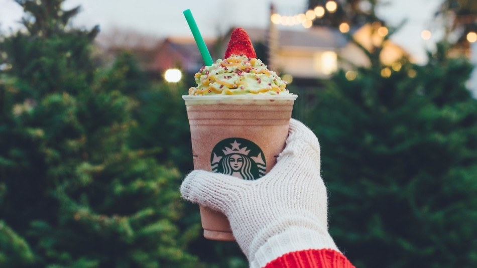 What Christmas Starbucks Drink Are You Quiz