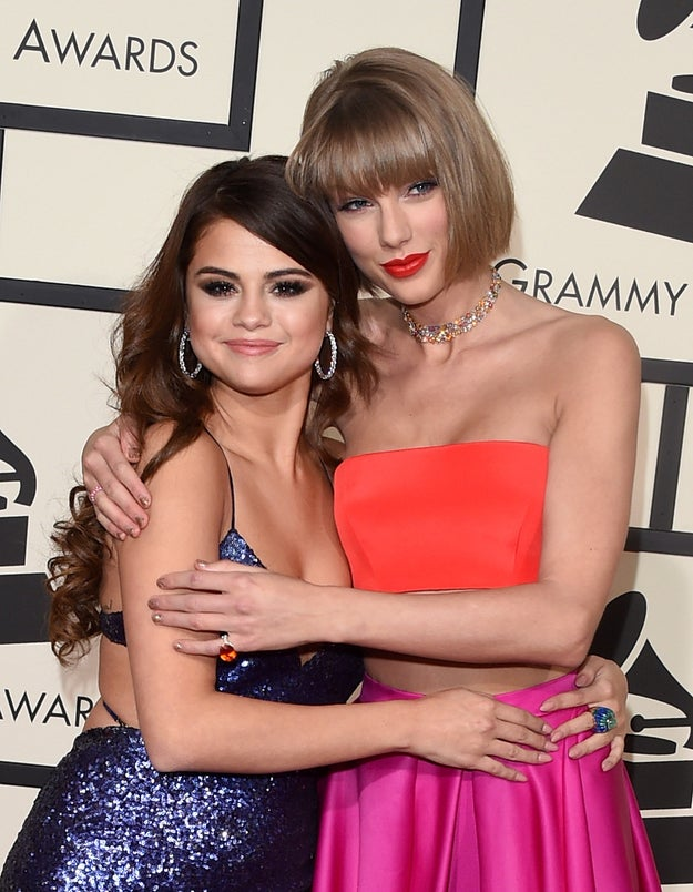 It's no secret that Selena Gomez has been through A LOT over the past few months, but she's made it through with a strong support system — and that includes Taylor Swift.