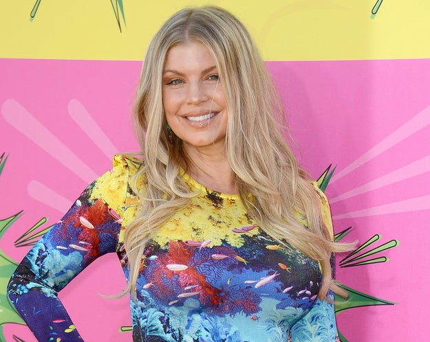 "After having the revelation in that church parking lot, Fergie stopped using crystal meth. She cites her relationship with God, ""a lot of therapy, soul-searching, and discovering why I took the drugs in the first place"" for helping her get healthy."