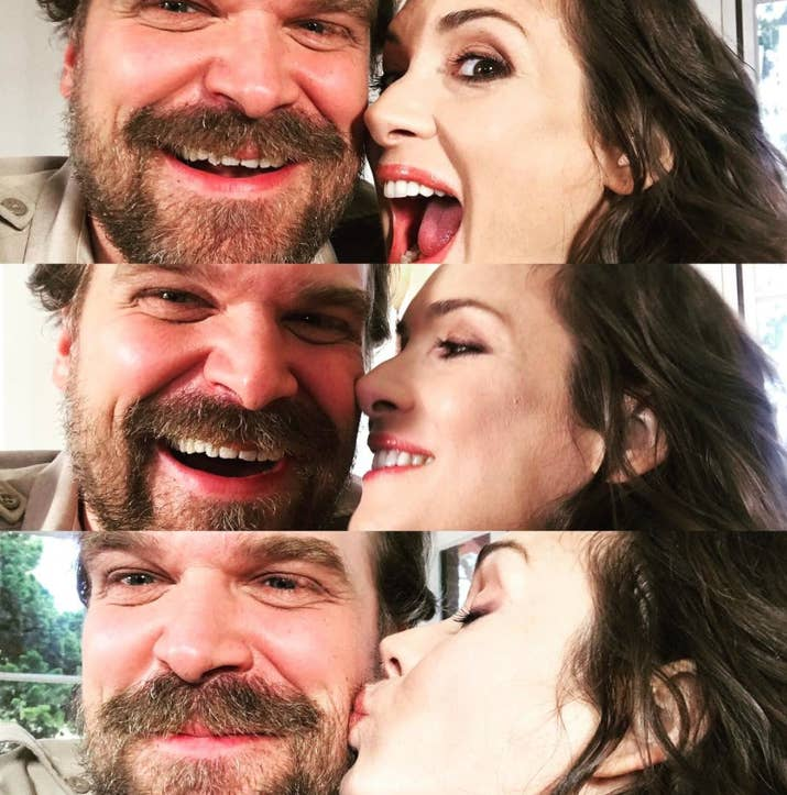 Things About David Harbour AKA Chief Hopper That Will Make - 19 things everyone whos had a crush will understand